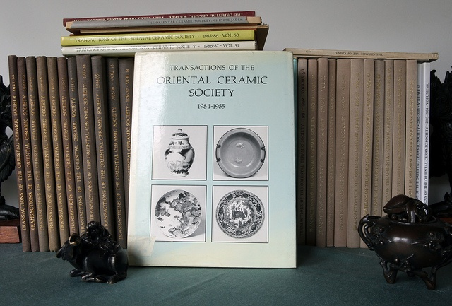 Transactions of the Oriental Ceramic Society 1984-1985, Vol.49_1 by MoonToad NL, via Flickr
