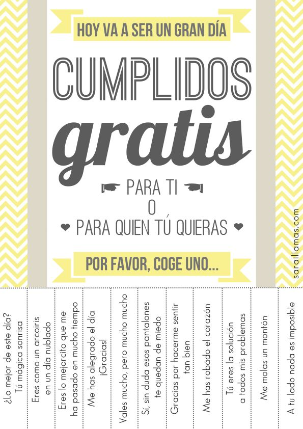 El Blog de Sarai Llamas: Propaguemos el buen rollo: Good Morning, Idea, Other, Buenos Dias, Quotes, Of The, Hoy Va, Cumplidos Gratis, Sentences To