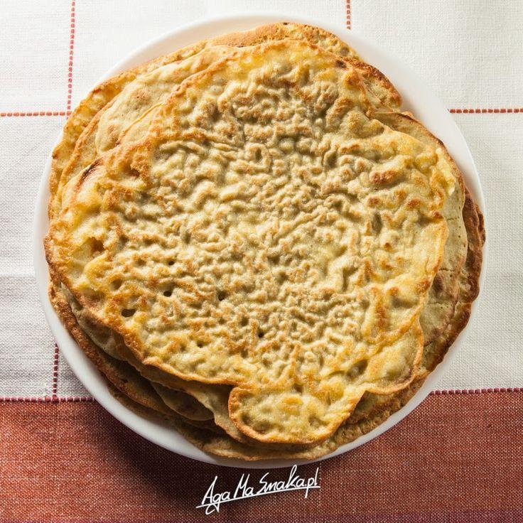 Naleśniki jaglano-gryczane - wegańskie i bezglutenowe ⋆ AgaMaSmaka - żyj i jedz zdrowo!