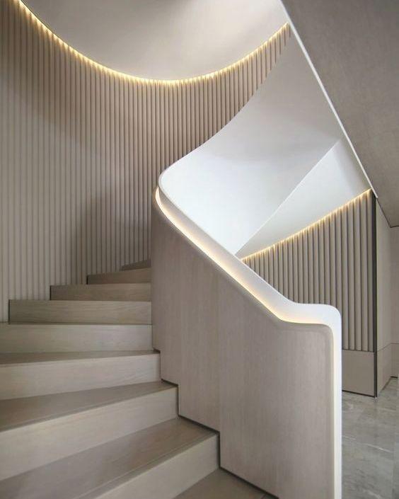 "Decorating A Staircase Ideas Inspiration: Alexandra Kidd Design On Instagram: ""INSPIRATION"