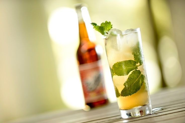 Relax under the Brazilian sun, and refresh with the perfect Mojito at Grand Hyatt Sao Paulo.
