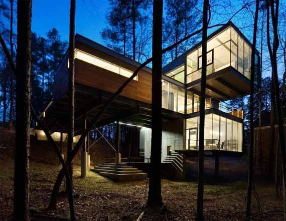 28 best images about Forest House on Pinterest