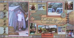 Scrap Collections Design Team: WILD RELEASE: This is the Life Layout and Instructions