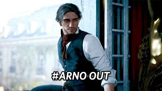 "jacob-mydear: ""Arno ""Ain't Nobody Got Time Fo' Dat"" Dorian """