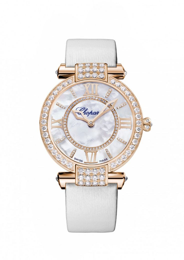 Chopard Watch - hours and minutes