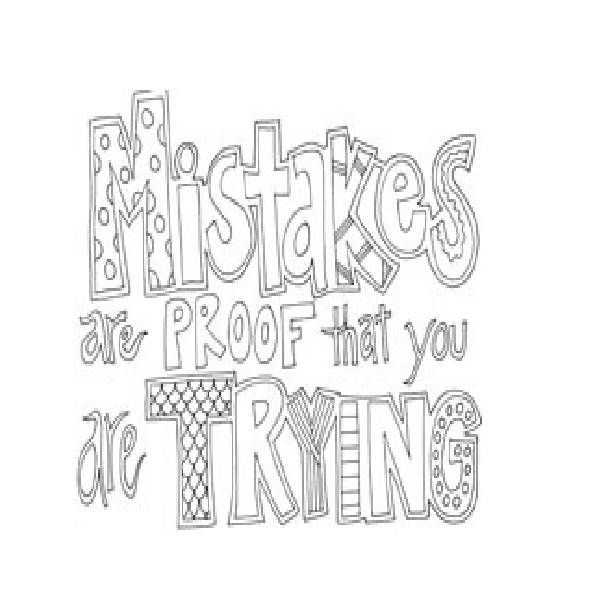 quote coloring pages 01