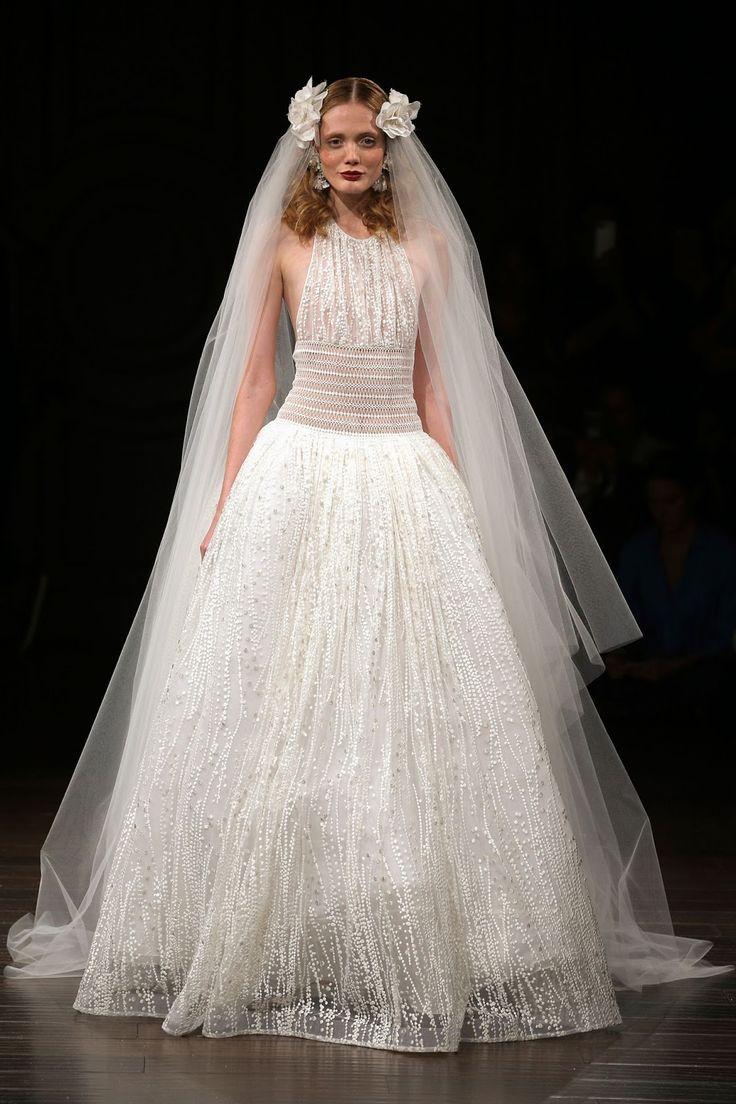 Wedding Gown Gorgeous: Naeem Khan | ZsaZsa Bellagio - Like No Other