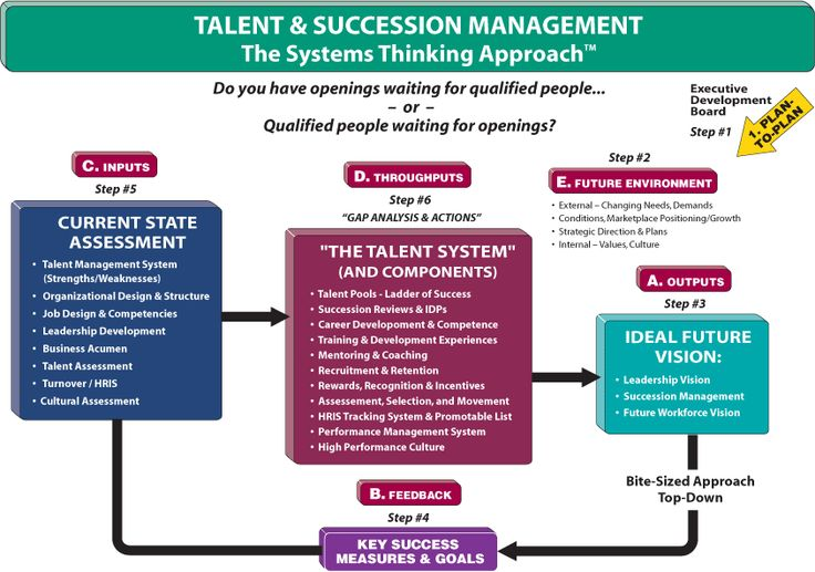 Strategic People Management Systems thinking, Management