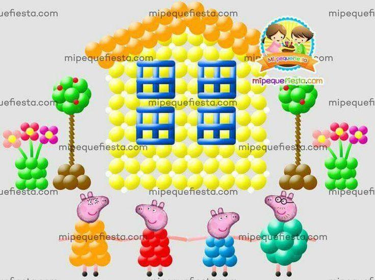 984 best Gráficos de Globos images on Pinterest   Archer, Balloon ...