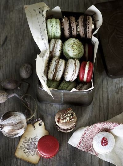 Macaroons: Photography by Craig Wall