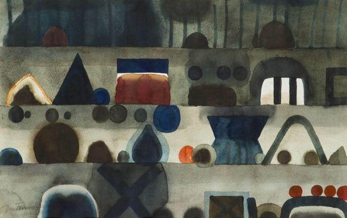 Jan Tarasin - Magazyn II, 1992