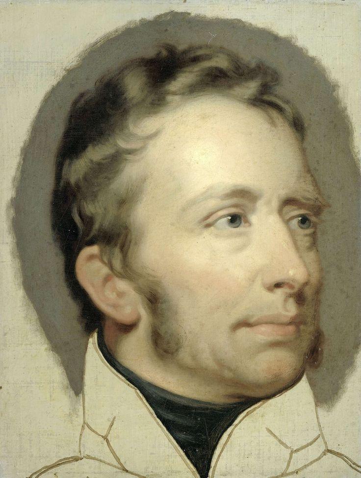 Willem I (1772-1843), koning der Nederlanden, Charles Howard Hodges, 1815 - 1816