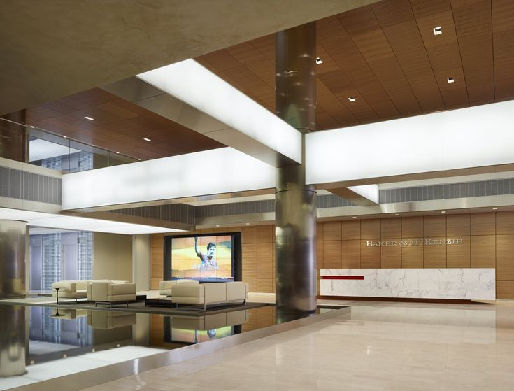 Top Tier International Law Firm Baker Amp McKenzie Occupies Eight Upper Floors In The