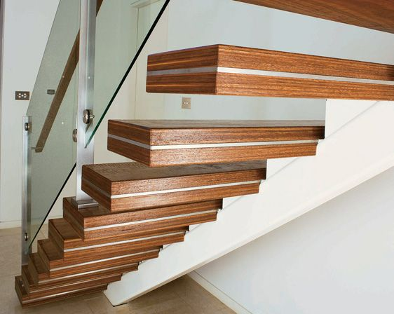 Best Pin By Design Agency On Staircase Design Wood Stair 400 x 300
