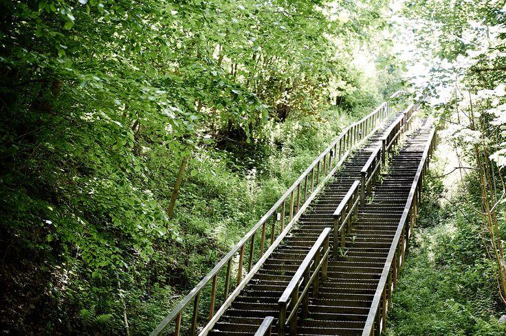 Munkebjerg - trappe