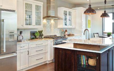 Shaker kitchen style