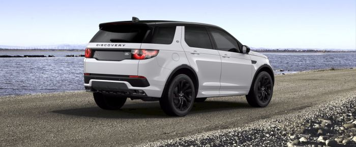 Land Rover Discovery Sport In Stock