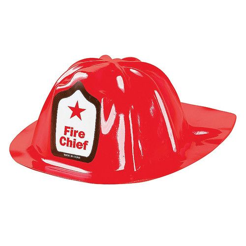 Firefighter Hats (12 per Pack)