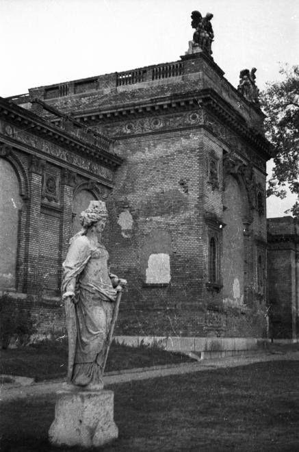 1959. VÁROSLIGET Olof Palme sétány (Stefánia út), Magyar Alkotóművészek Háza.