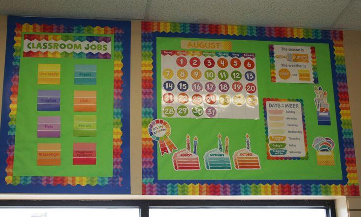 Creative Teaching Press Classroom Decorations ~ Best painted palette classroom decor by creative