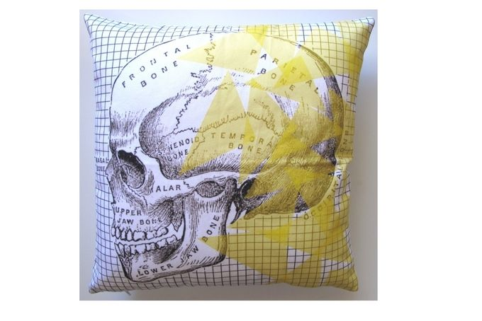 Anatomy 101 - Cushion covers by simpleintrigue