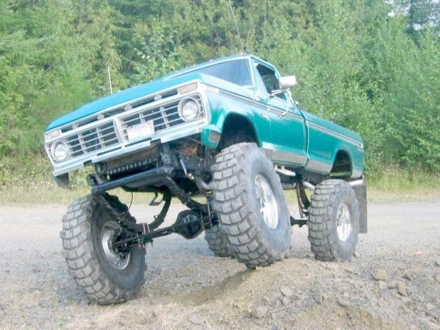 """Ford F250 1966-79 - Custom Front Lift Spring 12"""" - Pair"""
