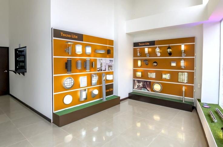 Sala de exposición Jardín o exteriores
