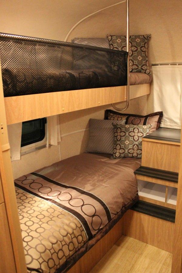 2005 airstream safari ls bunk interior google search