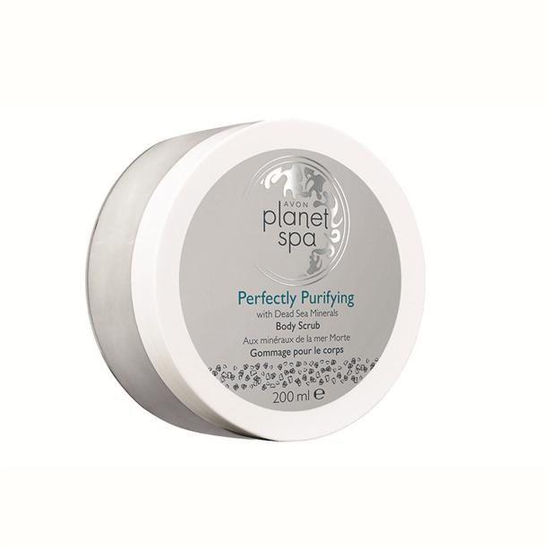 Az AVON Perfectly Purifying testradír mélyen tisztítja és felfrissíti a bőrt, segít eltávolítani az elhalt hámsejteket és selymese
