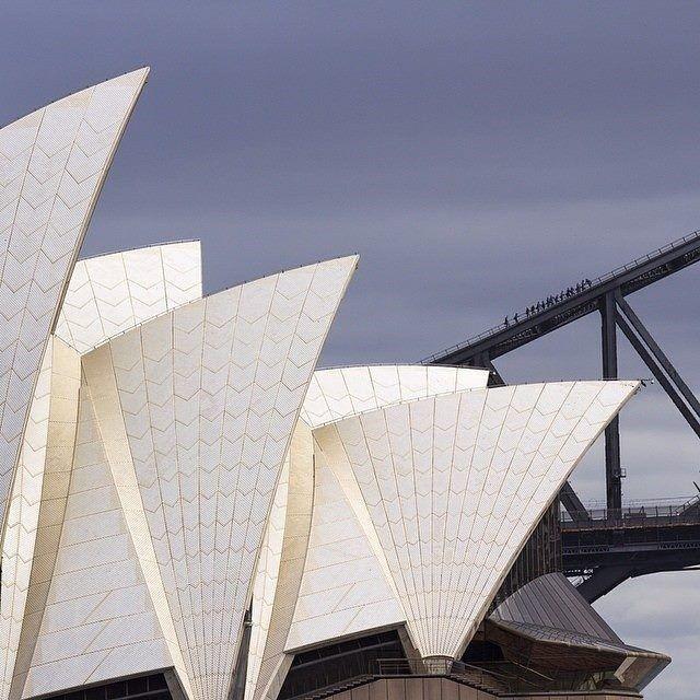 Icons - Sydney, Australia (Sydney Opera House)