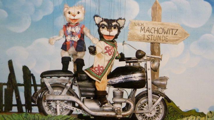 Kater Mikesch / Augsburger Puppenkiste