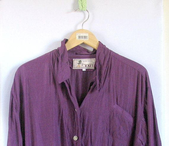 Totally radical 80's vintage womens jacket by vintachi on Etsy, $12.00
