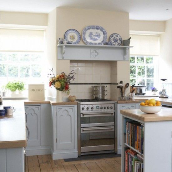 20 Charming Cottage Style Kitchen Decors: 17 Best Images About English Cottage/Country On Pinterest