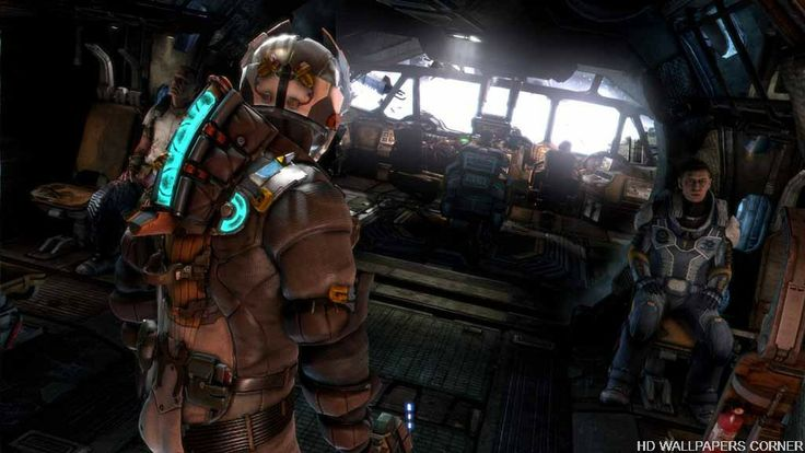 Nice Dead Space 3 Game wallpapers