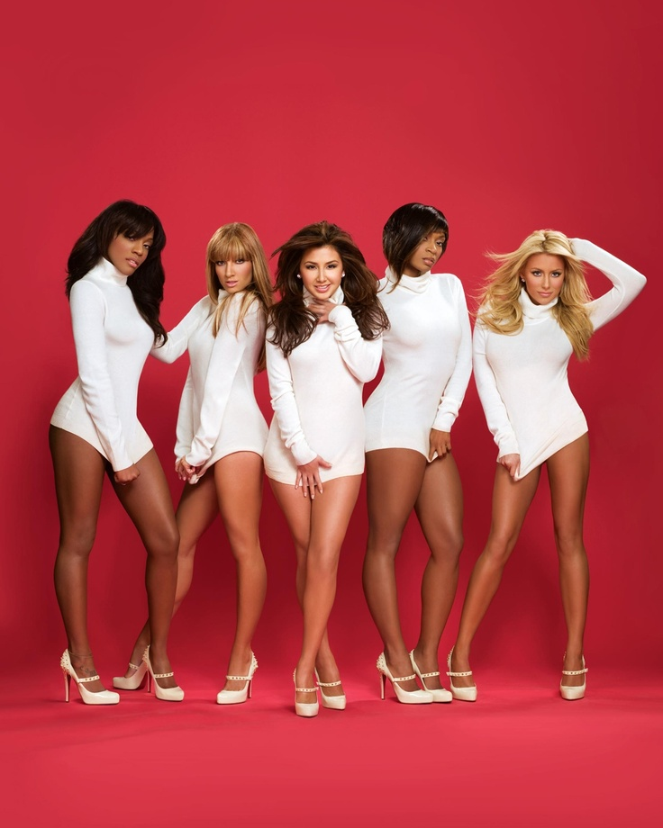 Danity Kane those bitches were a force to be reckoned with