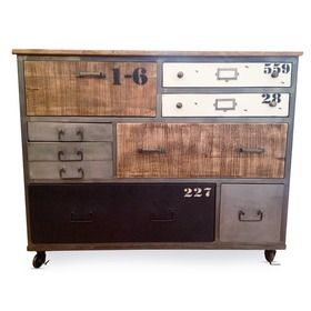Chest Of Drawers | Cargo Industrial
