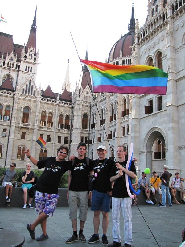 Budapest Pride week is coming up! 1st-8th July 2017. Be prepared! Parade is on the 8th July passing by the nicest sights of Budapest!