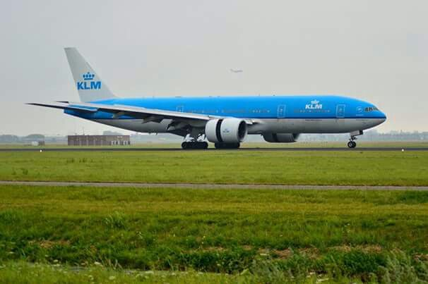 KLM Airbus A 330