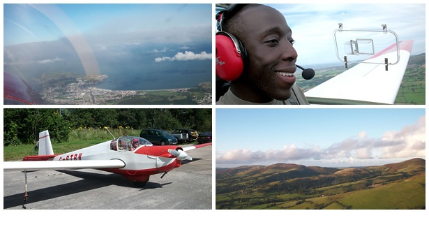 Soar above the Welsh countryside with an exhilarating aircraft experience from Denbigh Flight Training. Learn the basics with a ground school lesson before taking to the sky for 30 thrilling minutes