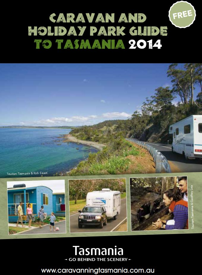 Caravan & Holiday Park Guide Tasmania 2014