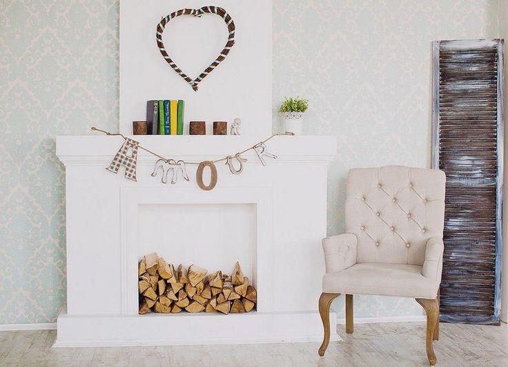 Les 25 meilleures id es concernant le tableau chemin e for Fausse cheminee decorative en bois