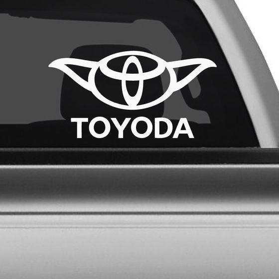 Toyoda Toyota Auto Aufkleber – Eddie