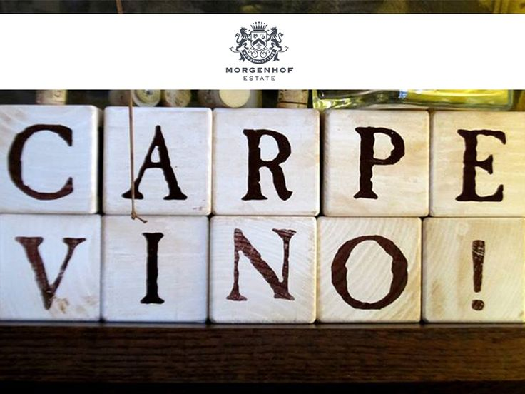 Happy Friday – Come and celebrate the weekend with us and seize the wine.