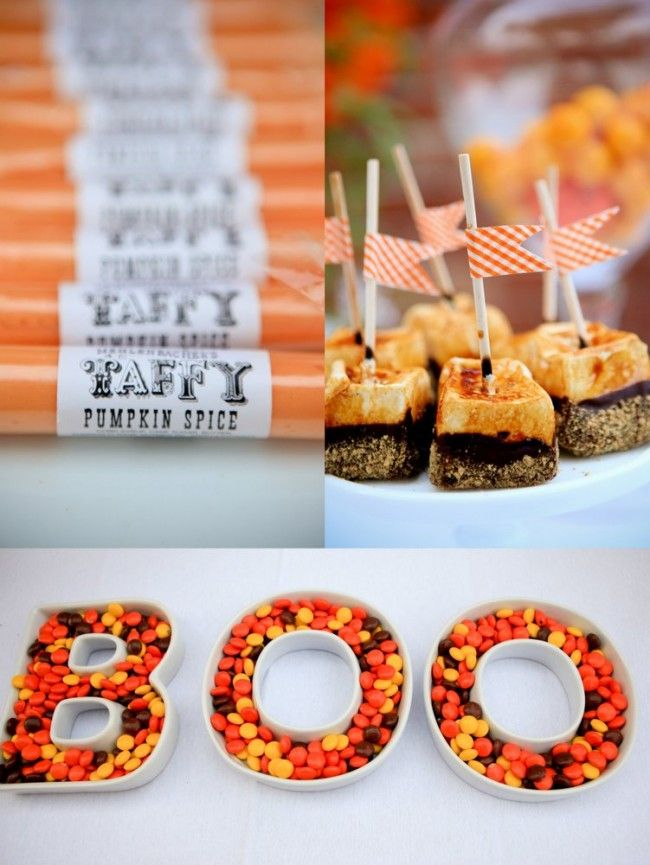 Halloween Movie Night Party :: Emma Magazine
