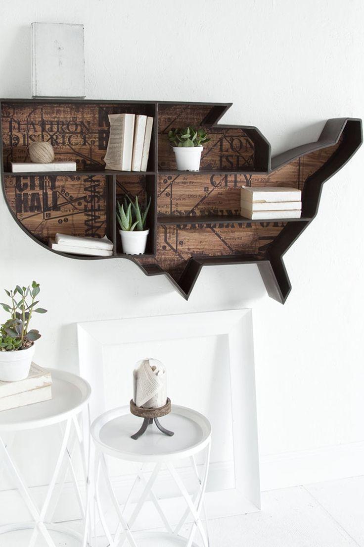 17 Best Images About Stylish Shelves On Pinterest
