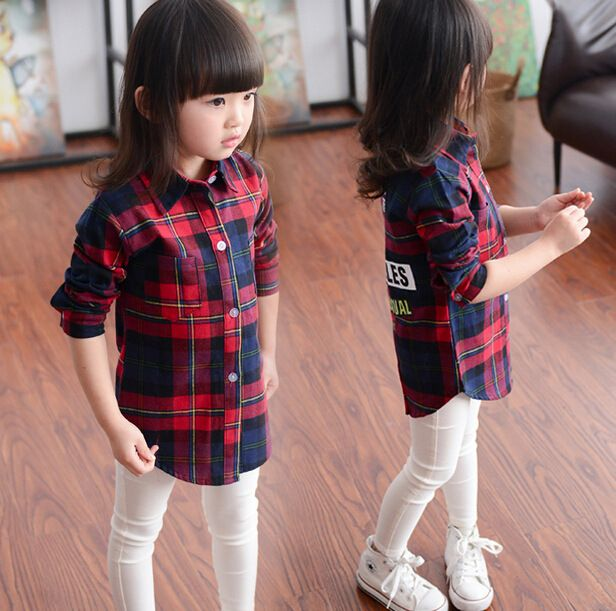 Check out the site: www.nadmart.com   http://www.nadmart.com/products/retail-spring-autumn-girls-shirts-blouse-korean-plaid-shirt-girls-clothes-kids-sweatshirt-high-quality-free-shipping/   Price: $US $11.00 & FREE Shipping Worldwide!   #onlineshopping #nadmartonline #shopnow #shoponline #buynow