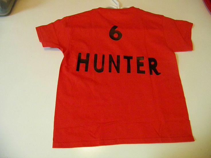 BACK PART OF THE CUSTOMIZED BOWLING SHIRT