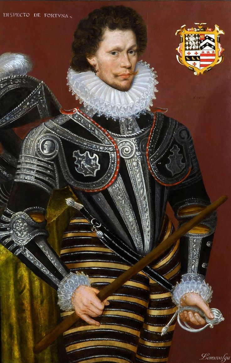 Attributed to Cornelis Ketel (1548–1616) Portrait of Edward Gill 1578