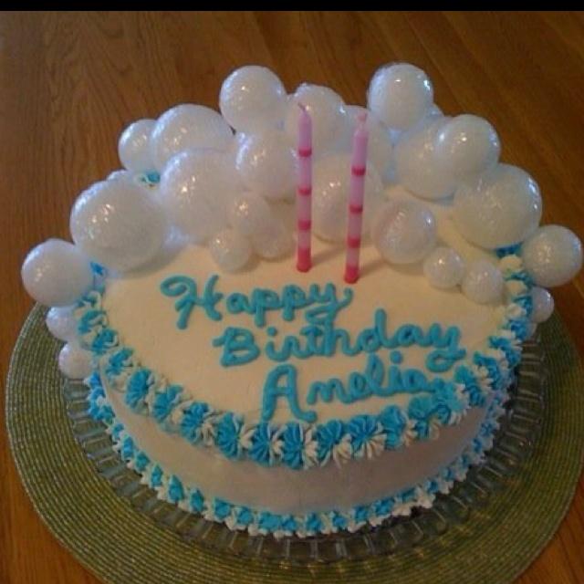 Cake Decorating Foam Balls : 139 best images about Balls & Bubbles party ideas (plus ...