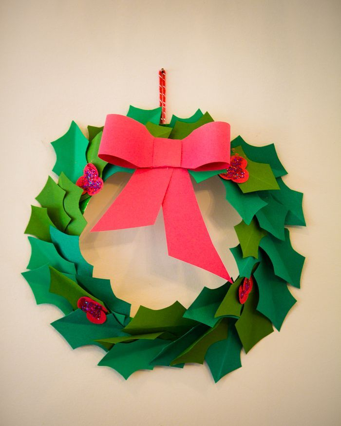 buddy class Christmas craft for next year?